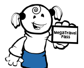 MegaTravel Pass image