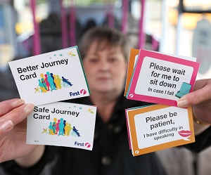 First safe and better journey cards