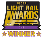 Global Light Rail Award Winner 2019
